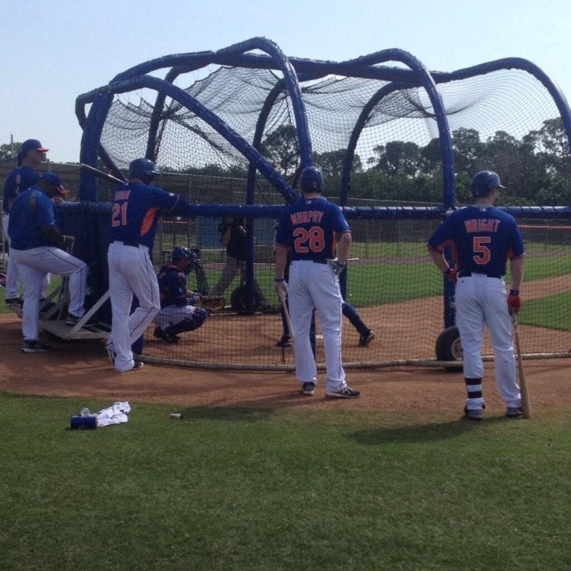 Mets Spring Training 2014